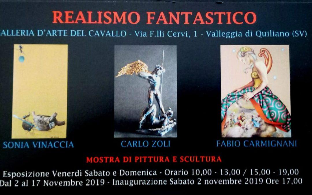 """""""Realismo fantastico"""" – Mostra di Pittura e Scultura"""